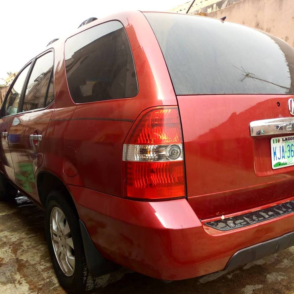 Super Clean 2003 Acura MDX SUV For 1.3m, Leather Interior