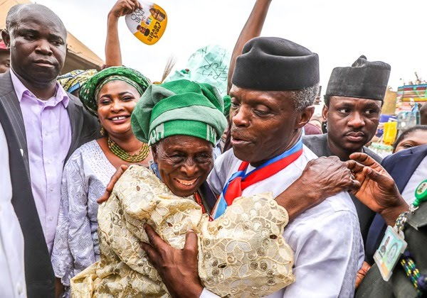 Ignore Fake News, Osinbajo Will Never Resign – Group