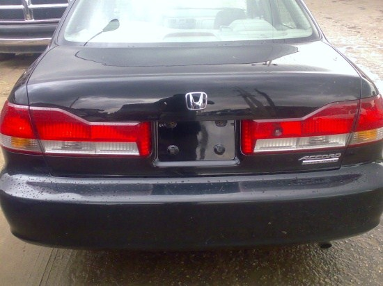 Are Any Questions You Might Be Concerned About, Please ASK! Thank You. Re: 2002  Honda Accord ( Special Edition ...