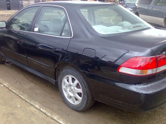 2002 honda accord special edition canadian specs autos nigeria. Black Bedroom Furniture Sets. Home Design Ideas