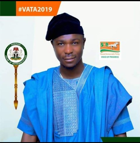 Image result for Adefisoye, representing Ifedore/Idanre federal constituency of Ondo State at the National Assembly.