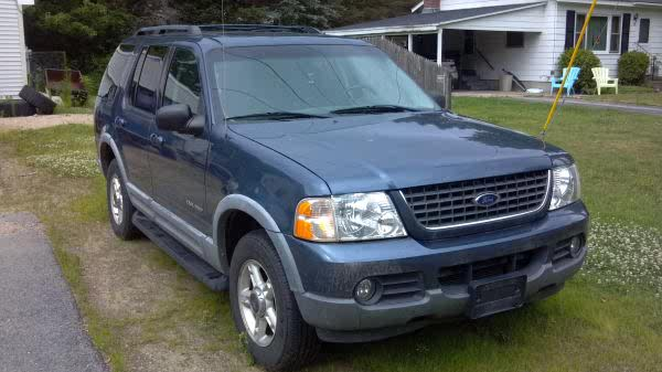 2003 ford explorer with 3rd row seat for sale see. Black Bedroom Furniture Sets. Home Design Ideas