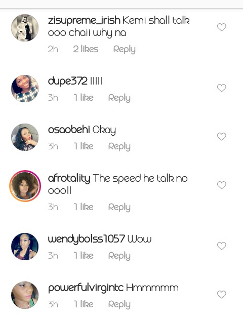 Nigerians blast the heck out of Davido for denying Chioma