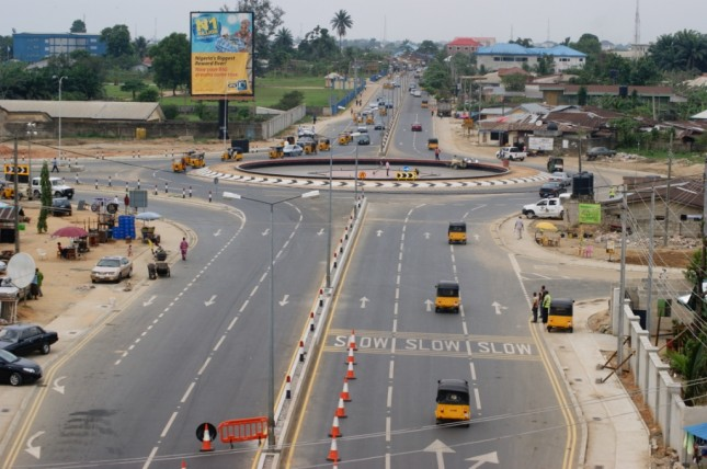 Aba niger City Transportation Roads Bridges