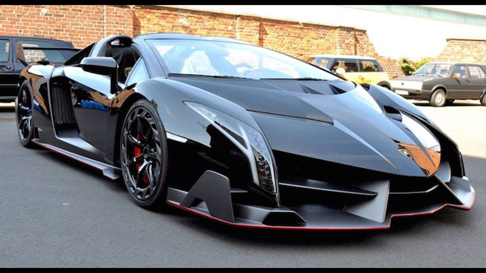Meet Lamborghini Veneo Roadster Most Expensive Car In The World