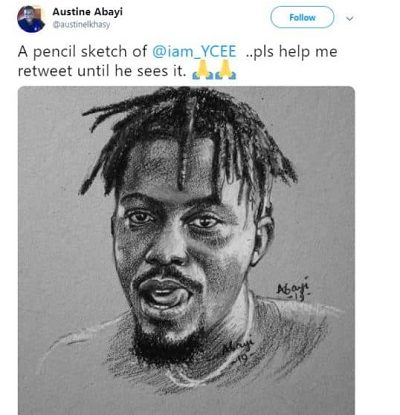 Image result for drawings of nigerian celebrities after kevin hart pencil sketch