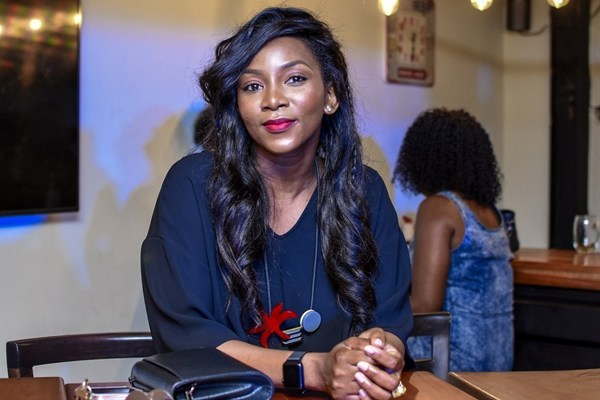 Image result for Actress, Genevieve Nnaji shares beautiful no makeup photo