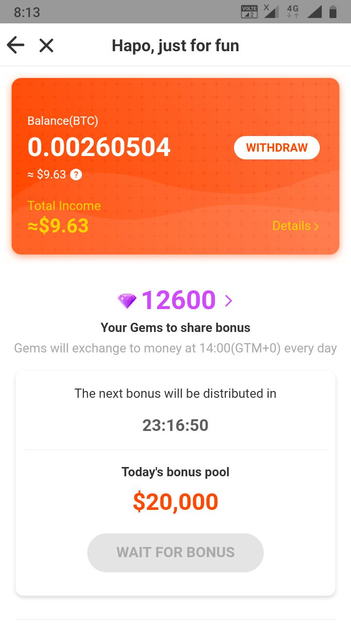 Earn Money On This App - Investment - Nigeria