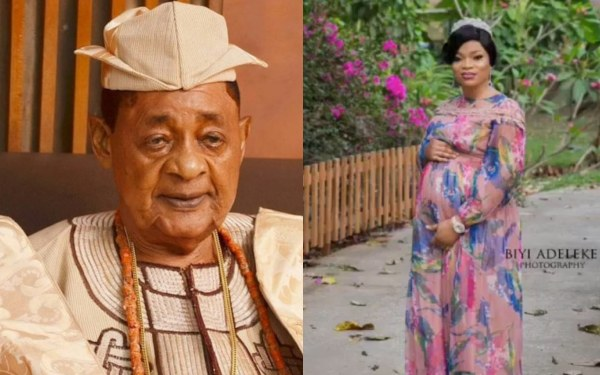 Alaafin Of Oyo Welcomes Baby Boy With Bolanle - Culture - Nigeria