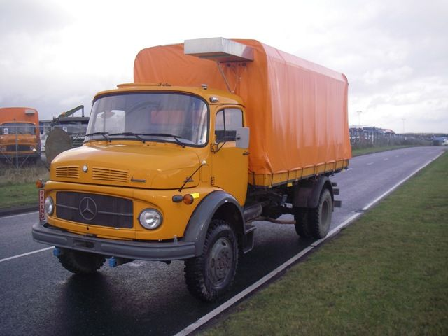 Deerapido trucks limited 3 pieces mercedes benz 911 for for Mercedes benz truck for sale