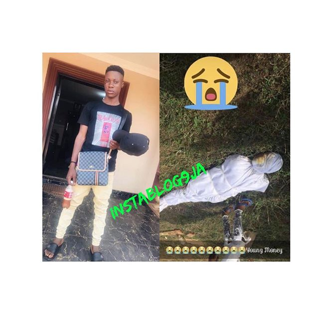 Boy Dies In Osun After Overdosing On Tramadol And Rohypnol (Photos)