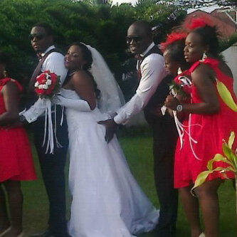 Picture Of A Deeper Life Couple On Their Wedding Day Religion 3