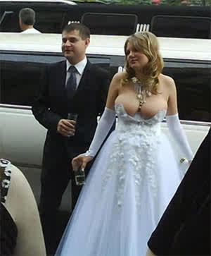 Picture Of A Deeper Life Couple On Their Wedding Day Religion 4