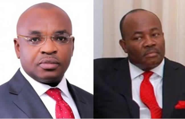 Don't Celebrate Yet - Akpabio Warns Akwa Ibom Governor After Re-election