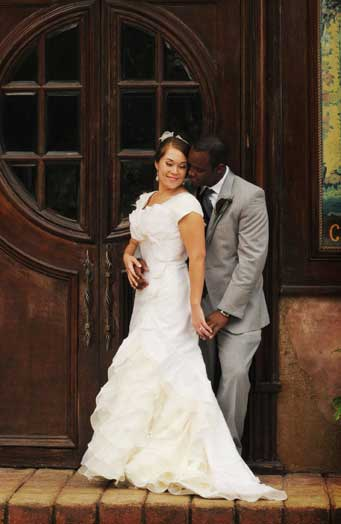 Picture Of A Deeper Life Couple On Their Wedding Day Religion 6