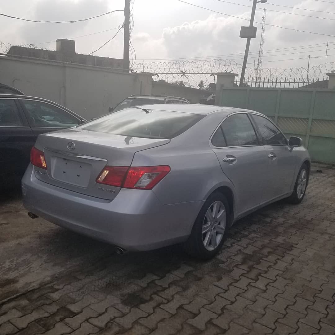 2009 Model Lexus Es350 Toks Fully Loaded Toks Selling