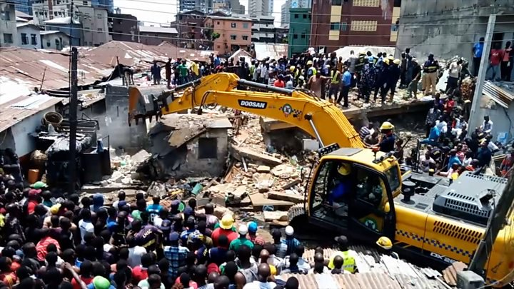 Over 1,000 Buildings Are Unfit For Human Habitation In Lagos Island - Expert