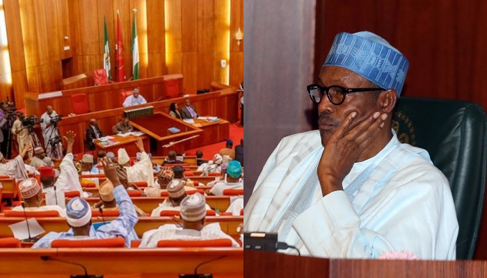 Senators Caution Buhari, APC Against Meddling In Emergence Of Leadership