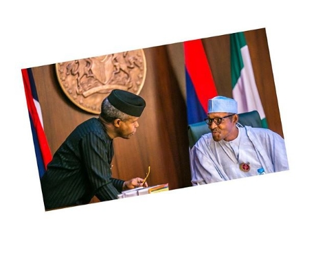 Osinbajo: 'Buhari Poorer Now Compared To 2015' - Nigerians React