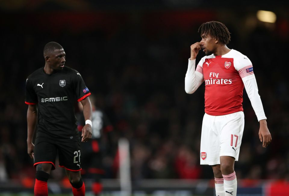 Alex Iwobi: Why I 'Humiliated' Hamari Traore For Having 'Bad Breath'