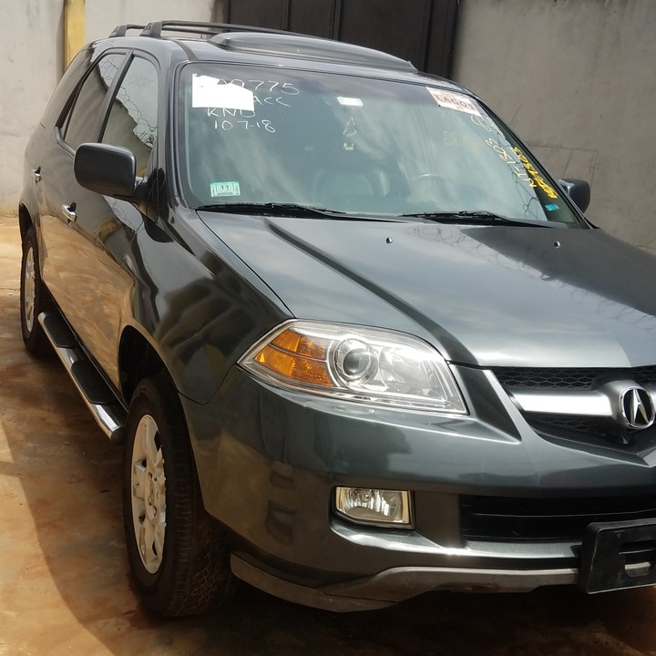 ACURA MDX 2006 Sport , Clean Toks/lagos Cleared N2