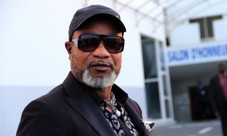 Koffi Olomide Sentenced To Two Years In Prison For Raping 15-year-old Girl