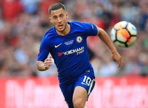 Eden Hazard Puts His Real Madrid Transfer Talk On Hold