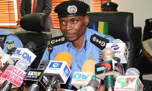 Supplementary Elections: IGP Deploys 5 DIGs, 3 AIGs, 15 CPs