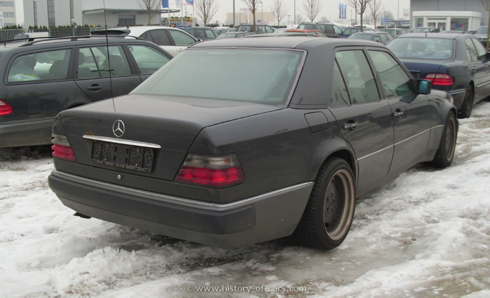 Mercedes E400 Convertible >> Getting A Facelift Mercedes W124 E500... Advice please! - Car Talk - Nigeria