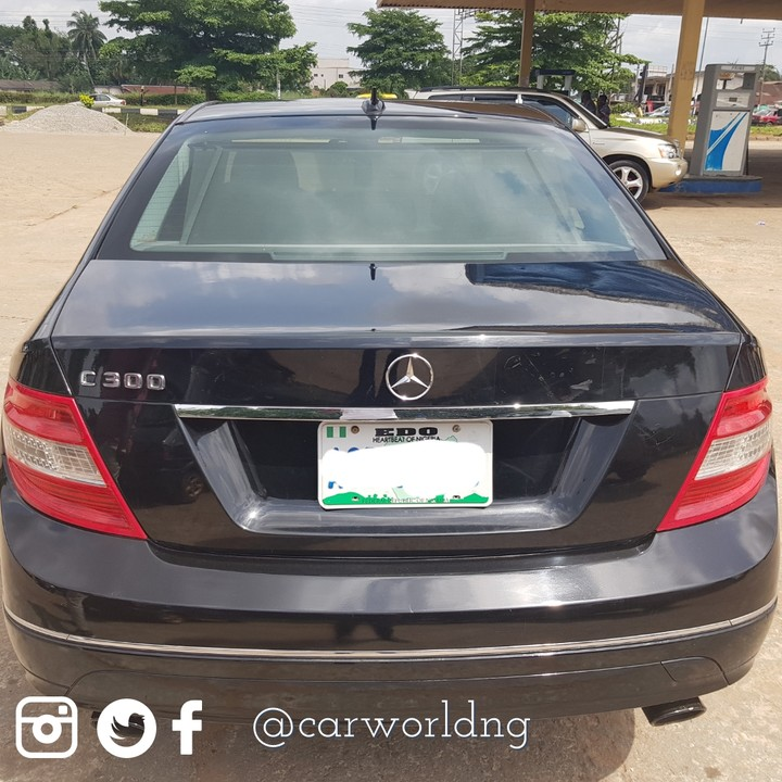 SOLD SOLD SOLD 2009 Mercedes-benz C300