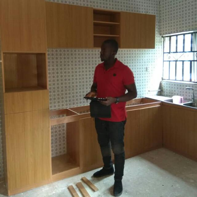 Kitchen Cabinets. Beds. Uphosteries. Wardrobes. Dining ...