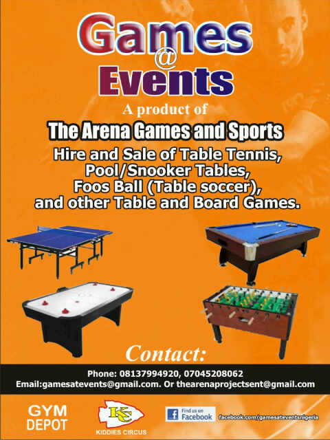 Standard Pool Or Snooker Tables Table Tennis And Bouncy