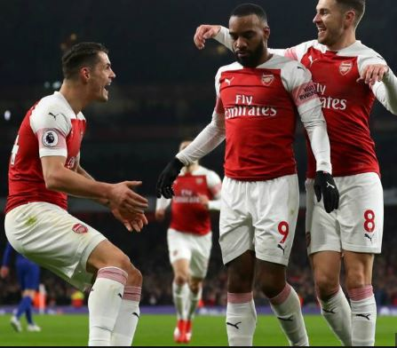 Arsenal To Face Real Madrid & Bayern Munich (see Details)
