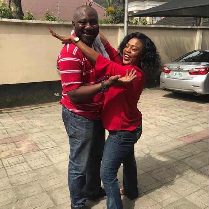 17th Anniversary Gift For Wife: Sam Dede And Wife, Tammy Celebrate 17th Wedding