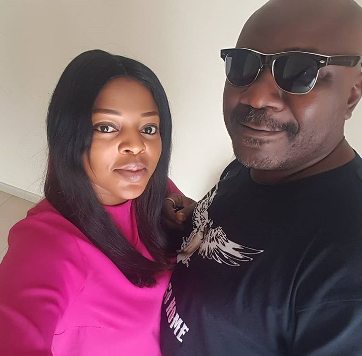 17th Anniversary Gift For Wife: Sam Dede And Wife Celebrate 17th Wedding Anniversary