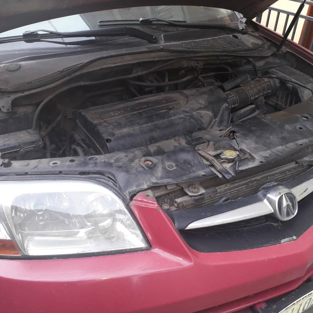 Neat Nigerian Used Acura MDX For N980K
