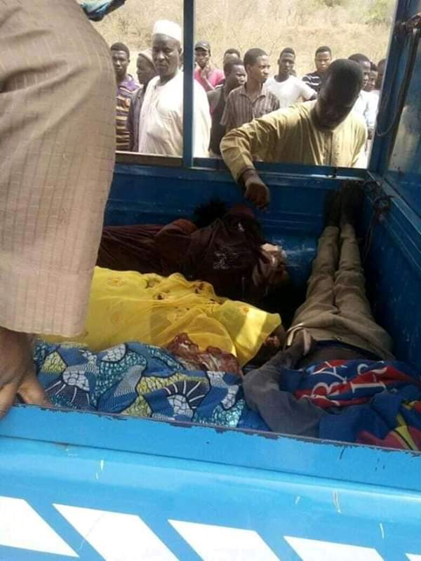 Accident –Man Died With Family While Travelling To Bauchi