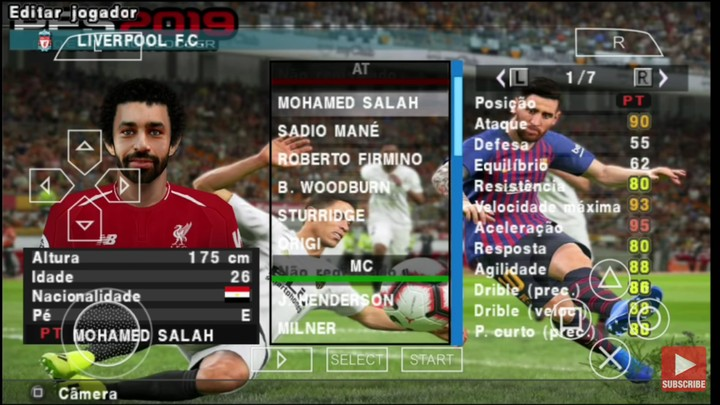 Download Pes 2019 PSP Game For Android (transfer Updated) - Phones