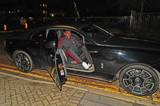 Pogba Would Rather Travel In His Rolls Royce Than The Team Bus - Mourinho