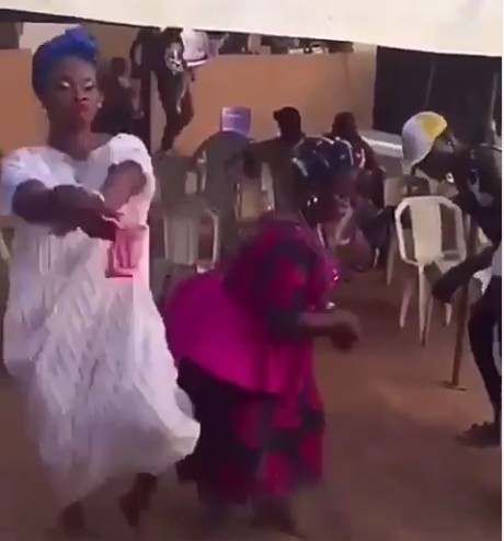 See What Slay Mamas Are Causng Here In A Party As They Show Their Bum-Bum