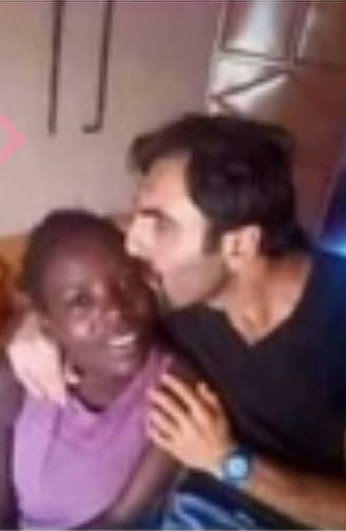 Kissing old girl lady Video resurfaces