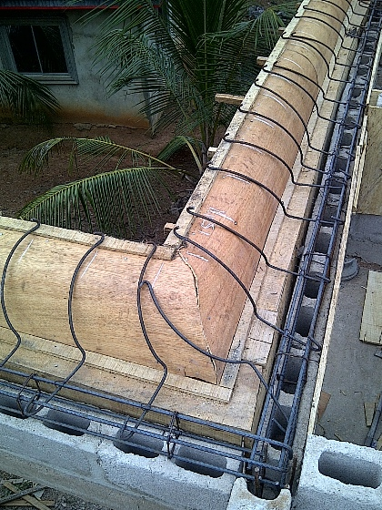 Parapet Roofing Support Building In Ebonyi State Properties 3 Nigeria