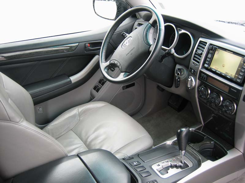 ... Toyota 4runner V8 ,4.7l W Leather (new Body Style) - Autos - Nigeria