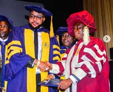 UNILAG Denies Conferring Honorary Doctorate Degree On E-money
