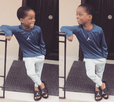 Wizkid's First Son, Boluwatife Names His Favourite Nigerian Artists