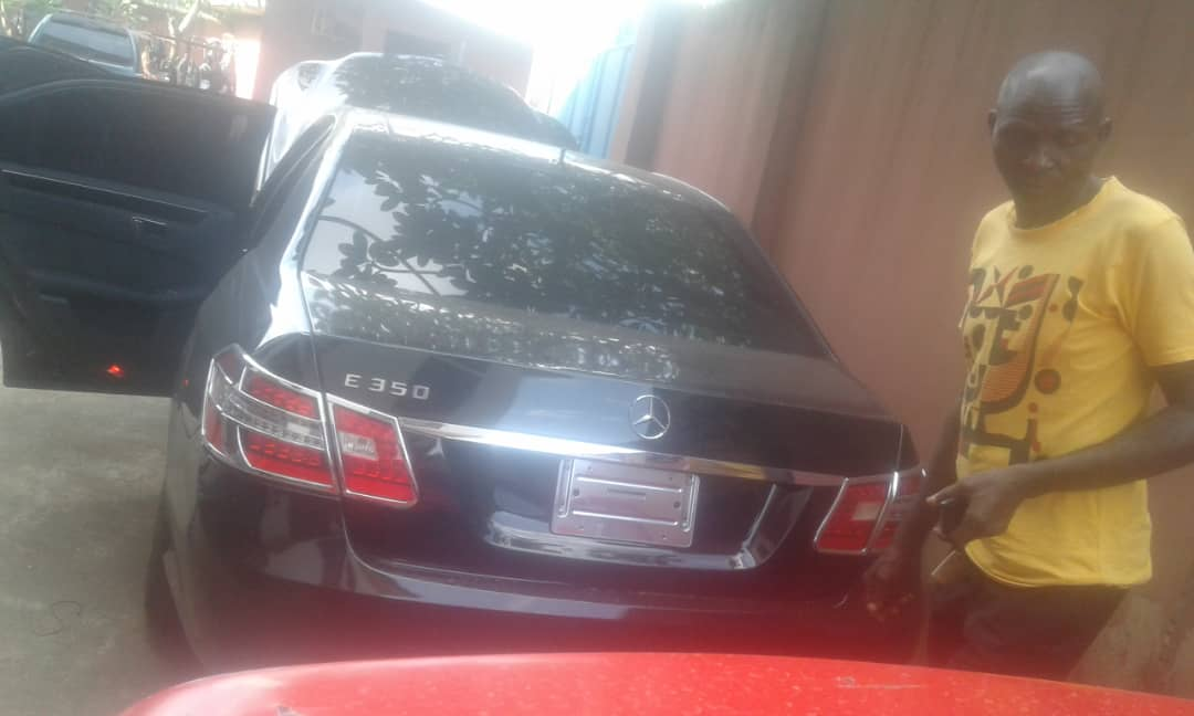 Sound Tokunbo 2010 Mercedes Benz E350 Upgraded 2015 at 7.65m only - Autos - Nigeria