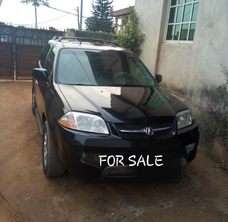 Clean Nigeria Used Acura MDX 01 For Sale @750k