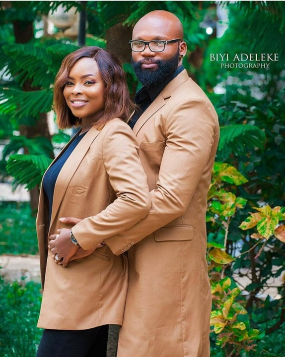 Cute Couple Do Doggy Pose As They Rock Matching Outfits In