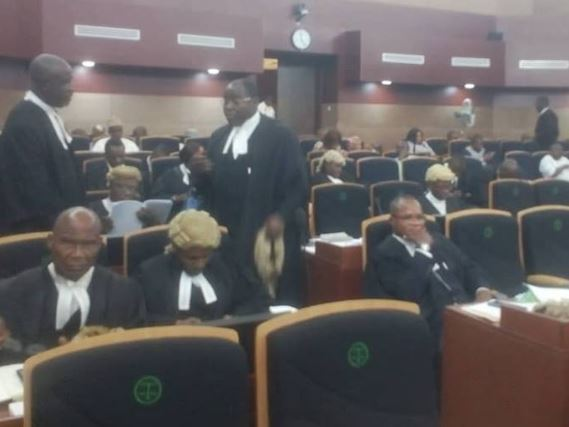 Supreme Court Strikes Out Appeal By Rivers APC For Lack Of Merit