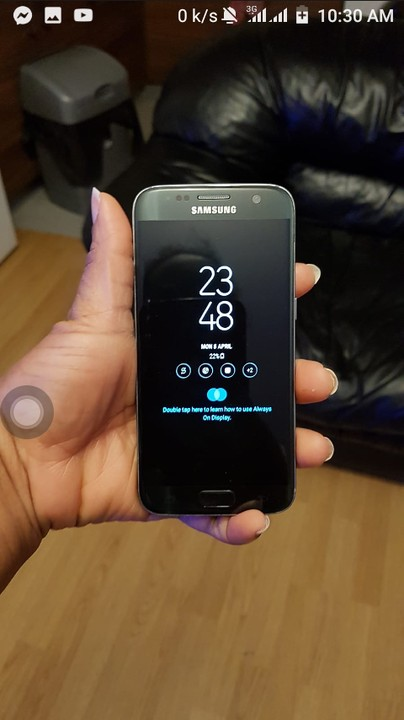 UK Used Samsung S7 And A3 2017 For Sale  Pics Available - Phone